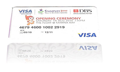 TimeCOS@ Transport Card