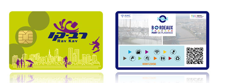TimeCOS@ Transport Card